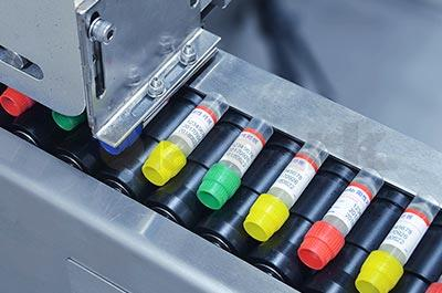 Horizontal Wrap-around Labeling System