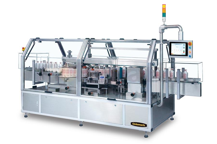 High Precision Front/Back Labeling System