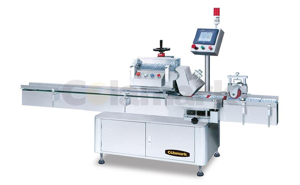 High Speed Horizontal Tray Inserter