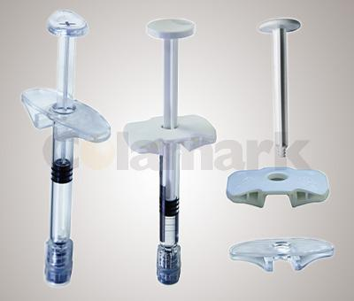 Finger Grip Type B and Syringe Plunger Rod Assemble Machine