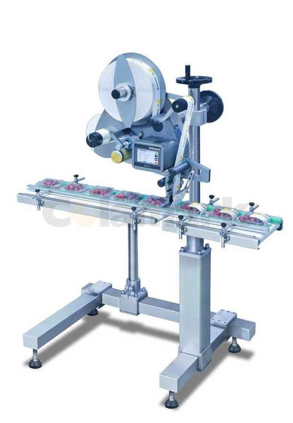 FX731C C-Wrap Labeling System for Clamshells
